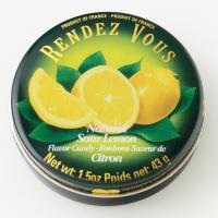 Rendez Vous Tins - Lemon (12/case)