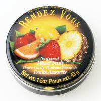 Rendez Vous Tins - Mixed Fruit (12/case)