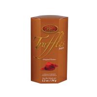 Chocolat Classique Chocolate Truffles  Box - Gold