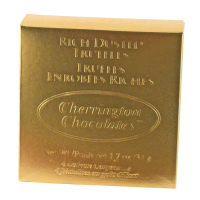 Chocolat Classique Truffle Box - Gold  *** Available Fall, 2020 ***