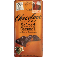 Chocolove - Dark Chocolate Salted Caramel