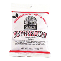 Claeys Old Fashioned Hard Candy -  Peppermint