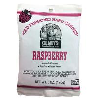 Claeys Old Fashioned Hard Candy - Raspberry