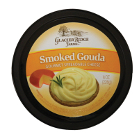 Glacier Ridge - Smoked Gouda Cheese Tub