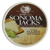 Sonoma Jacks - Original Swiss Cheese