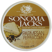 Sonoma Jacks - Parmesan and Peppercorn Cheese