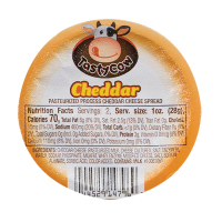 Tasty Cow  - Cheddar Cheese Cup