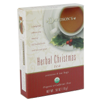 Davidson's Herbal Christmas Tea 8 ct *** Out of stock for the 2020 Season ***