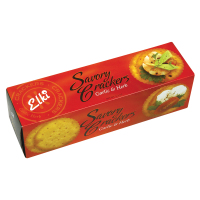 Elki Savory Cracker - Garlic & Herb