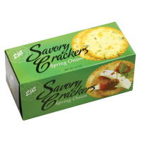 Elki Savory Cracker - Spring Onion