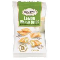 Dolcetto Wafer Bites Single Serve- Lemon