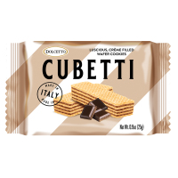 Dolcetto Cubetti Wafers Single- Chocolate *** 50% off! Best by May 28, 2021 ***