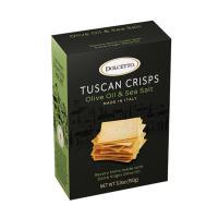 Dolcetto Tuscan Crisps - Olive Oil & Sea Salt *** Temporarily Out of Stock ***