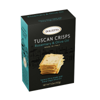 Dolcetto Tuscan Crisps - Rosemary & Olive Oil