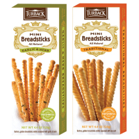 Turback Breadsticks - Traditional