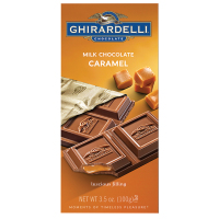 Ghirardelli Caramel Chocolate Bar     *** Available Fall, 2020 ***