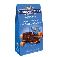 Ghirardelli Bags - Dark Chocolate & Sea Salt Caramel