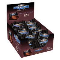 Ghirardelli Chocolate - Twilight 72% Dark Chocolate Caddy  *** Available Fall, 2020 ***
