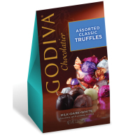 Godiva Assorted Chocolate Truffle Bag - 5 pc.
