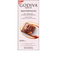 Godiva Masterpieces - Milk Chocolate Caramel Lion Bar