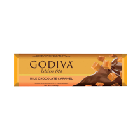Godiva Milk Chocolate Caramel Bars