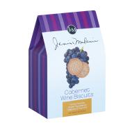 J&M Biscuits - Cabernet Wine