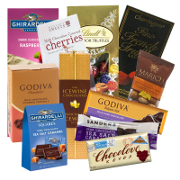 Chocolate Lover's Gift Basket Starter Kit