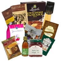 Breakfast's Lovers Gift Basket Starter Kit