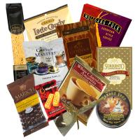 Coffee Lover's Gift Basket Starter Kit