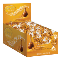 Lindt Lindor Truffle Display - Caramel  *** Available Fall, 2020 ***