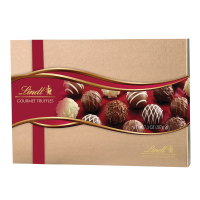 Lindt Lindor Truffle Gourmet Chocolate Gift Box  *** Temporarily Out of Stock *** *** Case change from 8 to 7 ***