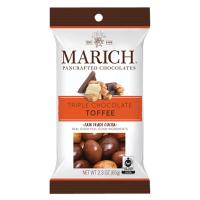 Marich Triple Chocolate Toffee - Single Serve