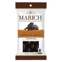 Marich Dark Chocolate  Espresso Beans - Single Serve