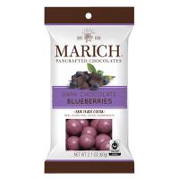 Marich Dark Chocolate Blueberries - Single Serve