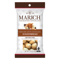 Marich Dark and White Chocolate Gingerbread - Single Serve  *** Sold out for the 2020 Season ***