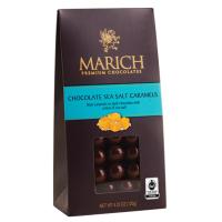 Marich Dark Chocolate Sea Salt Caramels