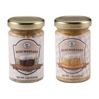 Mille Lacs Beer Mustard - Assorted