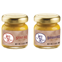 Mille Lacs Beer Mustard - Assorted *** Temorarily Out of Stock ***