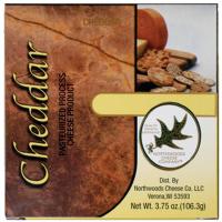 Northwoods - Cheddar Cheese Spread  Box