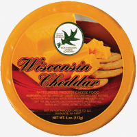 Northwoods - Cheddar Cheese Rounds  *** Temporarily Out of Stock ***