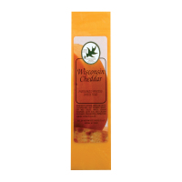 Northwoods Cheese - Cheddar Bar *** Temporarily Out of Stock ***