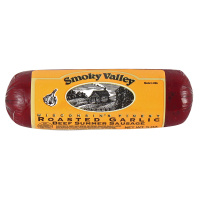 Smoky Valley - Roasted Garlic Summer Sausages