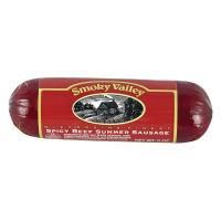 Smoky Valley - Spicy Beef Summer Sausages