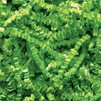 Spring-Fill crinkle Cut 10 lb. - Lime Green