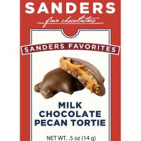 Sanders  Milk Choc.Pecan Tortie Display