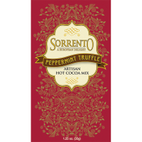 Sorrento Cocoa - Peppermint Truffle