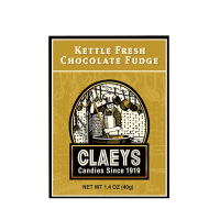 Claey's Kettle Fresh Fudge