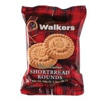 Walker's Shortbread Rounds Cookies (2 Pack)