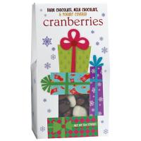 Harvest Sweets - Chocolate and Yogurt Cranberries