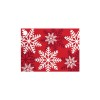 Red & White Snowflake - Gift Card